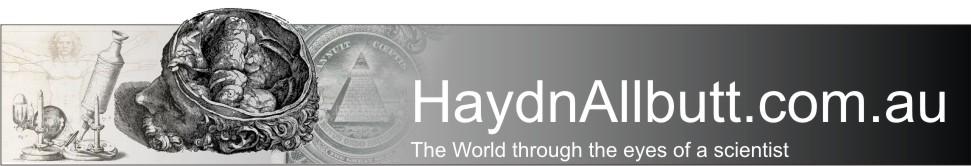 HaydnAllbutt.com.au header image 1