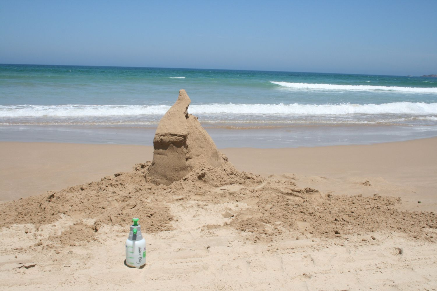 Scientists reveal how to make the perfect sandcastle: Key